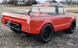 Chevy C-10 Big Red – UltimateRCGarage com