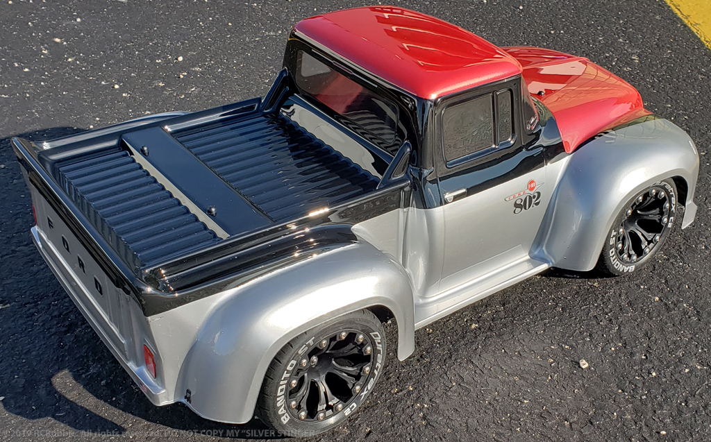 Ford F-100 Stinger