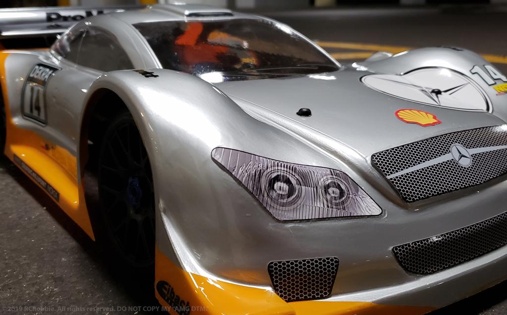 Mercedes AMG DTM Race Car