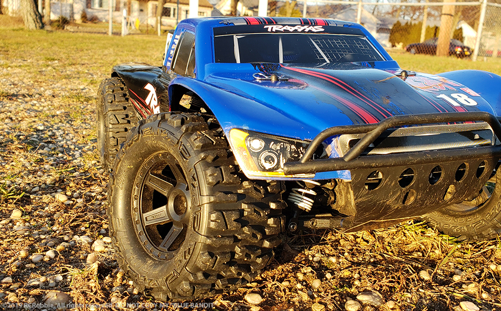 Slash 4×4 Blue Bandit