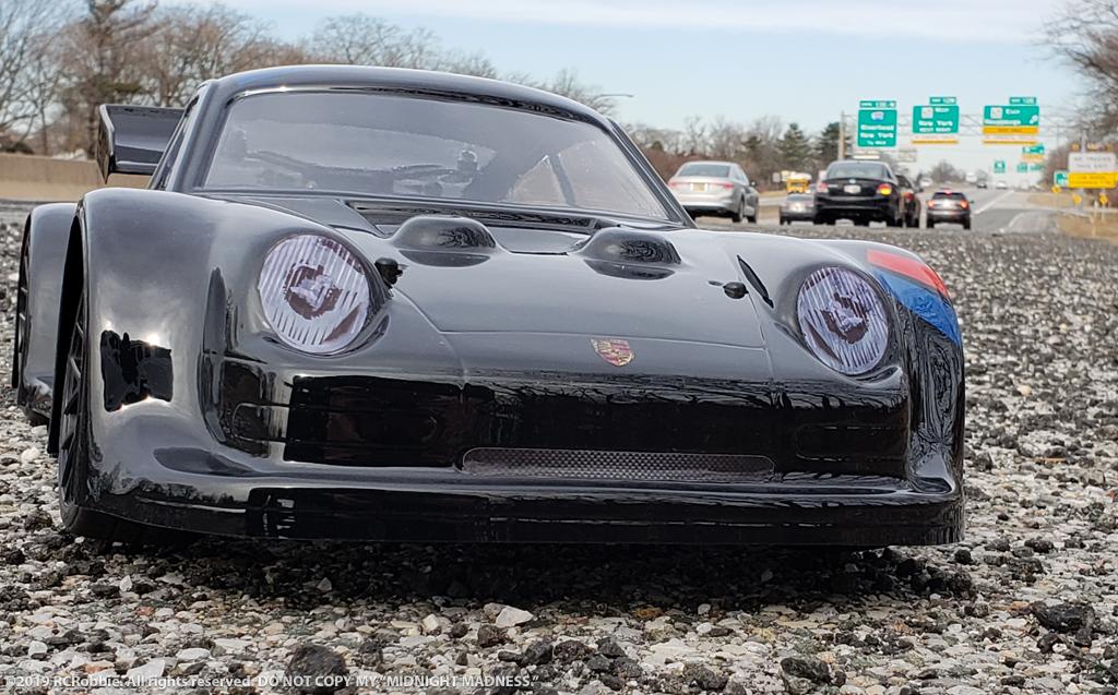 Porsche 911 Madness