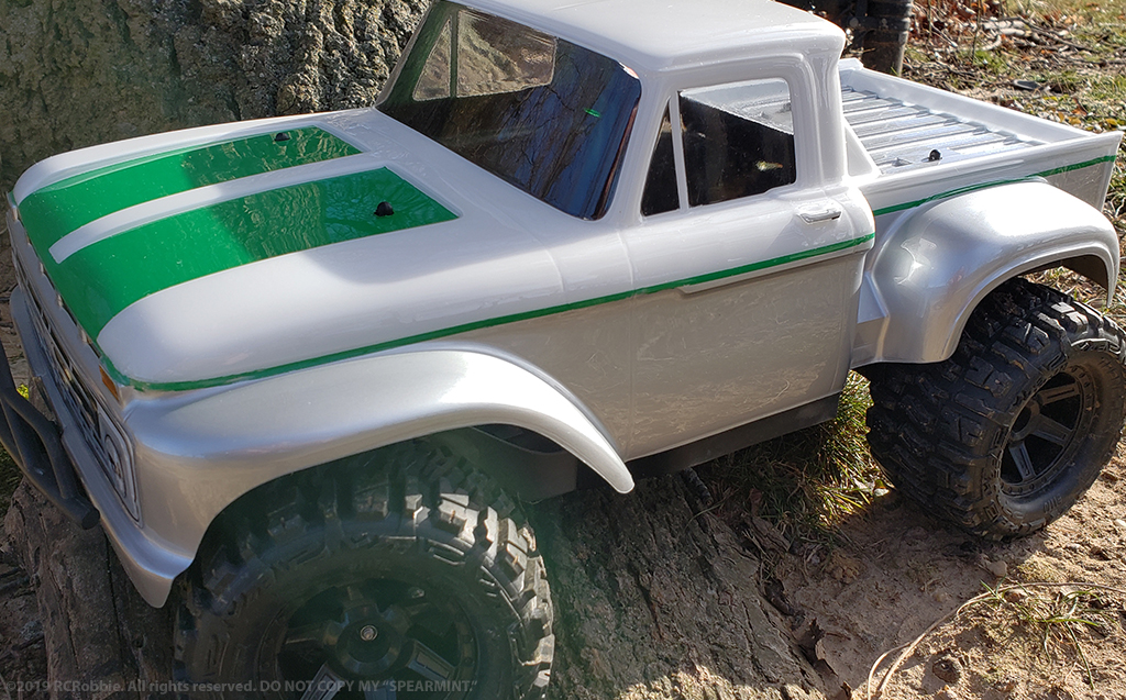 Ford F-100 Spearmint