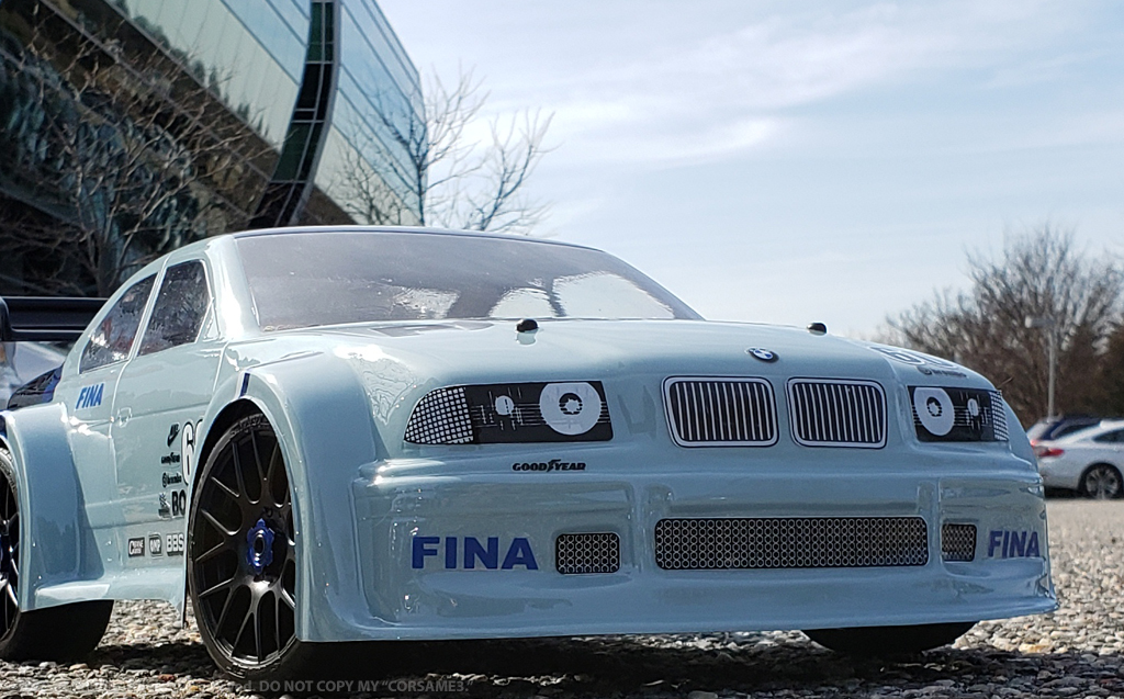 BMW M3 CorsaMe3