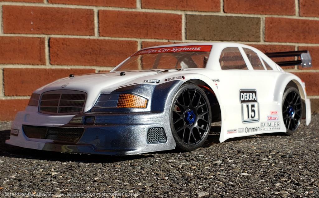 Mercedes C DTM Race Car