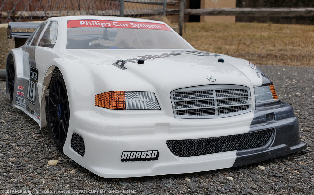 Mercedes C DTM Race Car