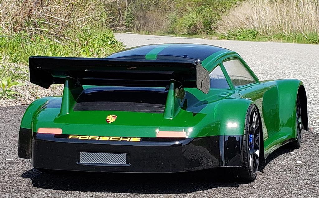 Porsche 911 G-Train