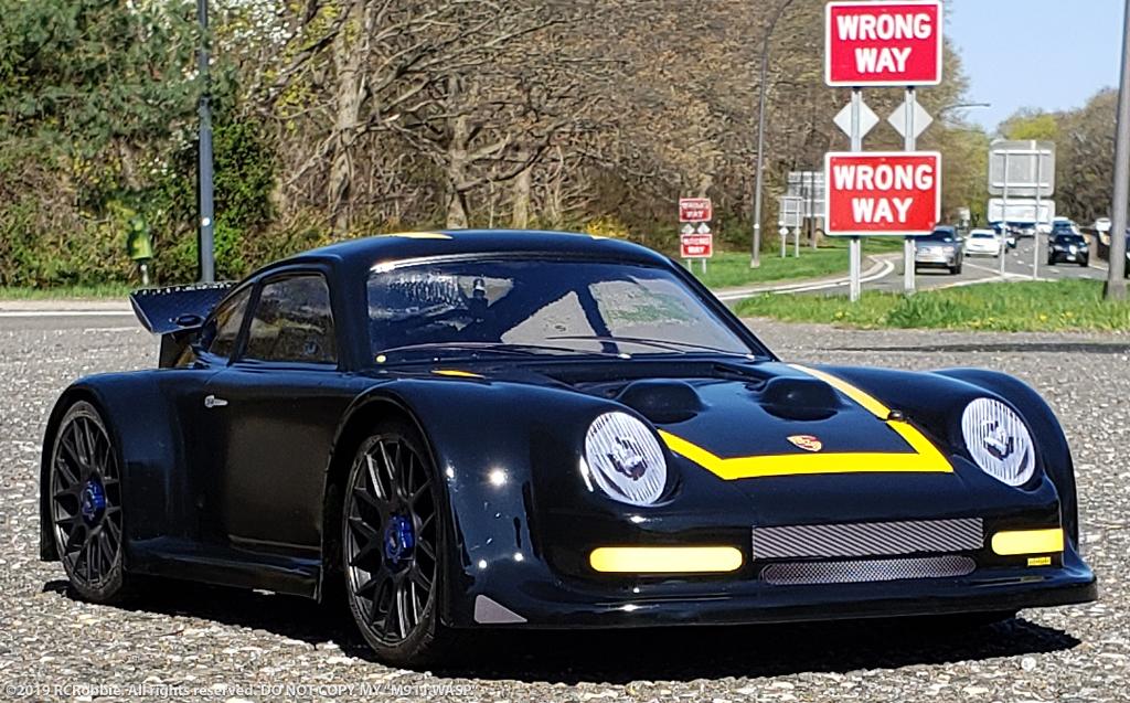 Porsche M911 WASP