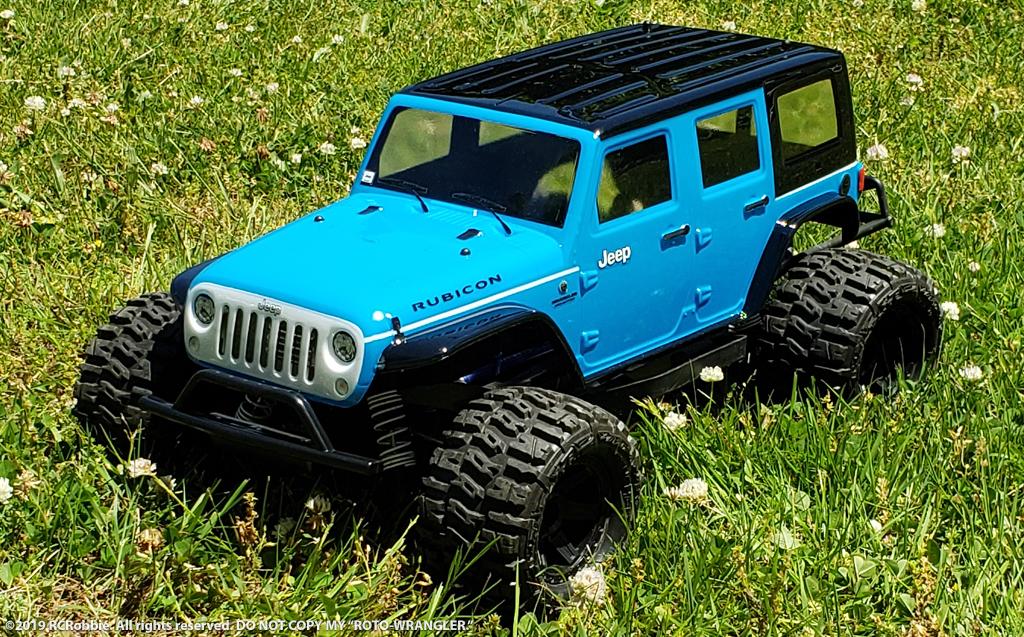 Jeep ROTO Wrangler