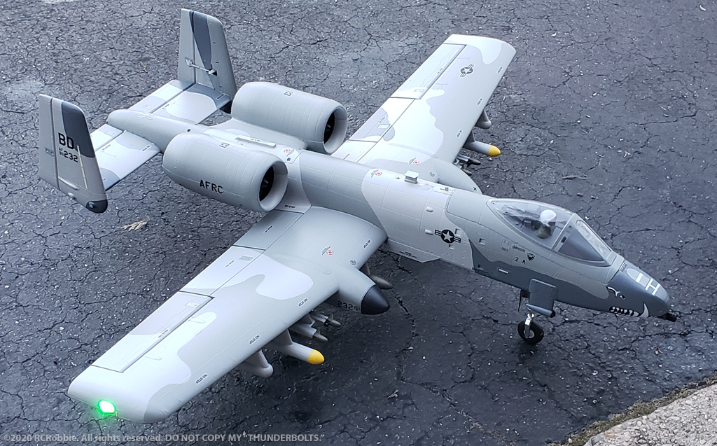 Fairchild Republic A-10 Warthog