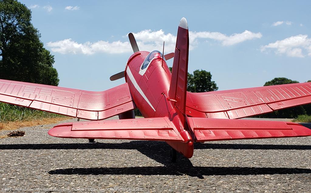 Vought F4U Corsair Racer