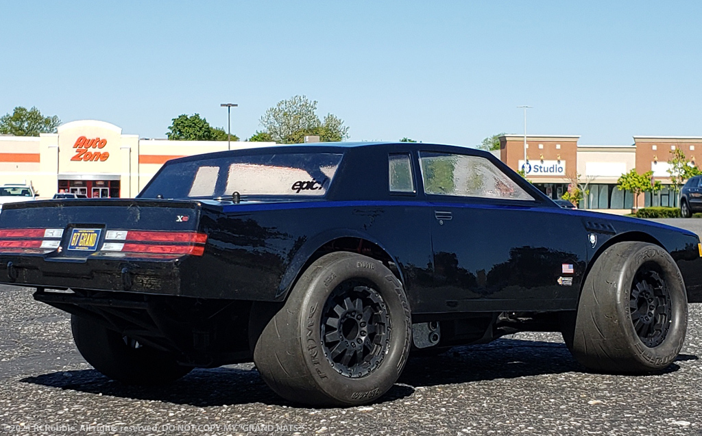 '87 Buick Grand National