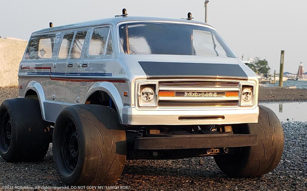 1970's Chevy Van